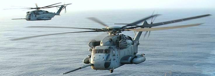 Elicottero Militare : Gli elicotteri